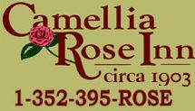 Stay at the Camellia Rose Inn